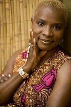 JEREMY COWART - UNIVERSAL APPEAL: Angelique Kidjo