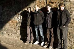 UP, UP AND AWAY: We Were Promised Jet Packs