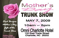 Upcoming: Mother's Day trunk show
