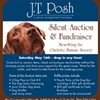 Upcoming: Silent Auction & Fundraiser @ J.T. Posh