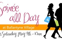 Upcoming: Soiree All Day at Ballantyne Village