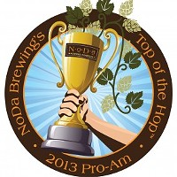 Upcoming: Top of the Hop Pro-Am Competition at NoDa Brewing