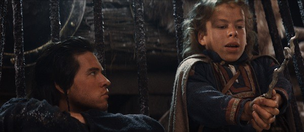 Val Kilmer and Warwick Davis in Willow (Photo: Fox & Lucasfilm)