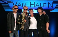 Van Halen rocks Time Warner Cable Arena tonight (4/25/2012)