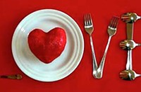 Valentine's Day food events