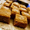Vegan Dessert Recipe: Peanut Butter Coconut Blondies With Chickpeas