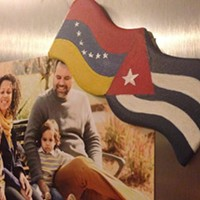 Venezuelans in Charlotte join countrymen around the world in peaceful protest