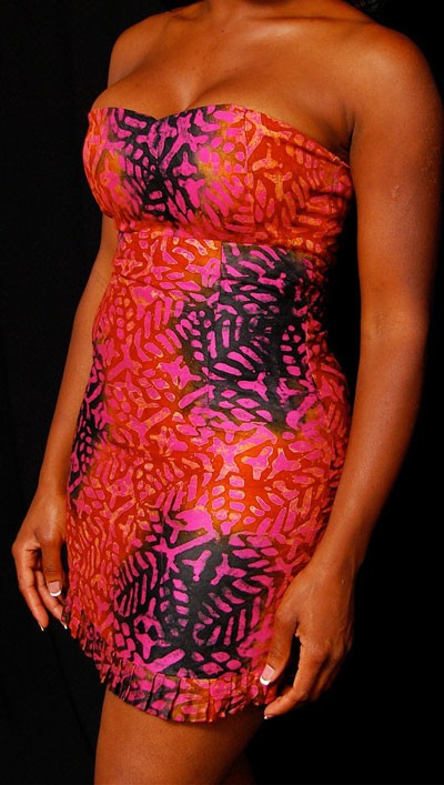 Venus Phli - One of a kind party dresses by designer Kadiatu Sesay. - Other fabrics and colors available. Find them - at Venus Phli or Myspace.com/KMSCustom. - 3039 B. South Blvd. 704-521-6005. - Monday-Saturday 10 a.m.-8 p.m. - www.myspace.com.venusphli - Credit cards accepted