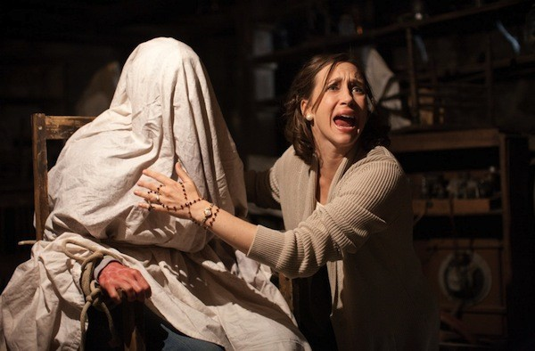 Vera Farmiga in The Conjuring (Photo: Warner Bros.)