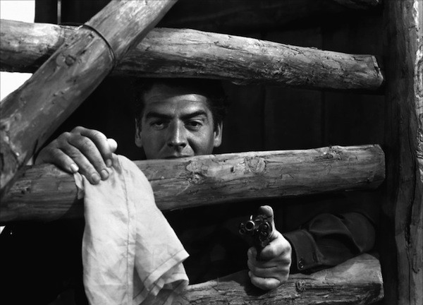 Victor Mature in My Darling Clementine (Photo: Criterion Collection)