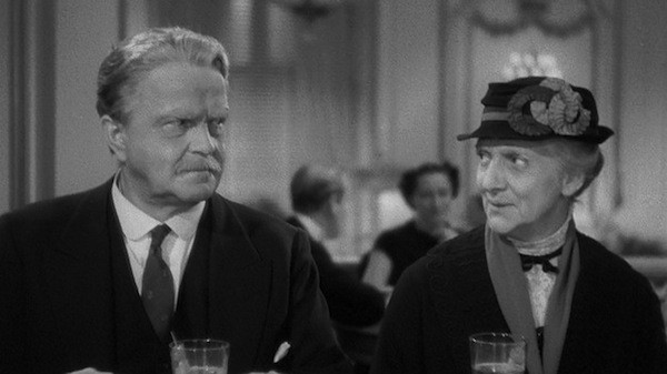 Victor Moore and Beulah Bondi in Make Way for Tomorrow (Photo: Criterion)