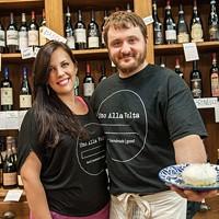 Victoria and Zack Gadberry