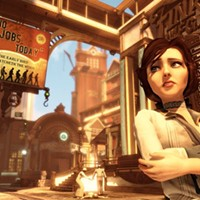 Video Game Review: 'BioShock Infinite' delivers boundless surprise, satisfying ending