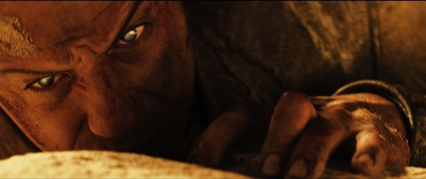 Vin Diesel in Riddick (Photo: Universal)