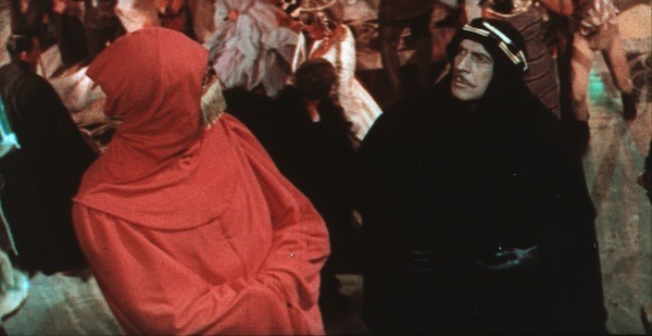 Vincent Price in The Masque of the Red Death (Photo: Shout! Factory)