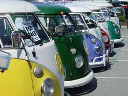 Vintage VW Bus Show- FREE