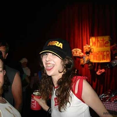 White Trash Party @ Visulite, 6/20/09