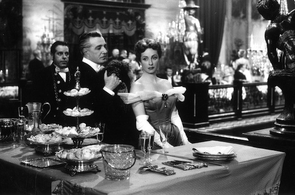 Vittorio De Sica and Danielle Darrieux in The Earrings of Madame de... (Photo: Criterion Collection)