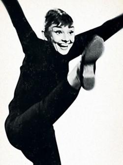 WACK IN BLACK Audrey Hepburn