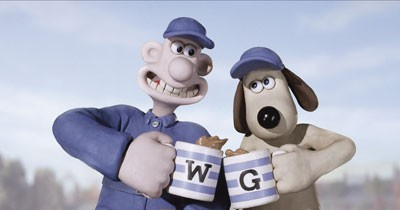 WALLACE & GROMIT: THE CURSE OF THE WERE-RABBIT (Photo: DreamWorks Anim. & Aardman Features)