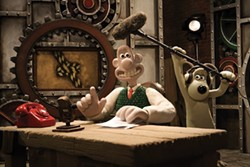 LIONSGATE & BBC - Wallace & Gromit's World of Invention