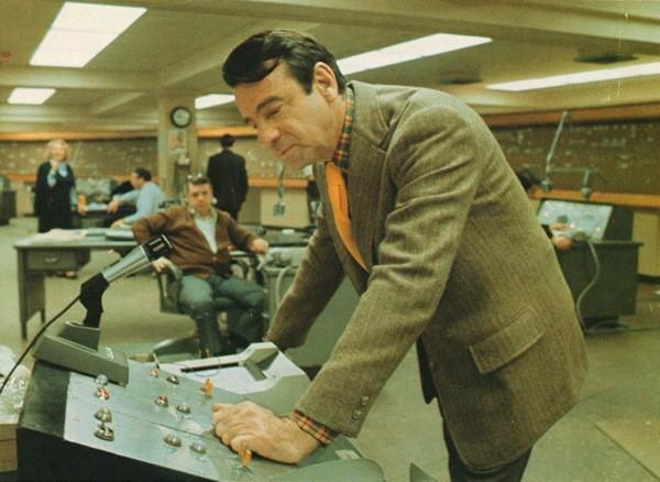 Walter Matthau in The Taking of Pelham One Two Three (Photo: MGM)