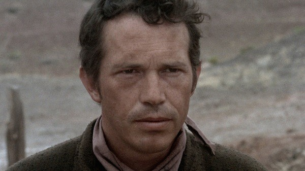 Warren Oates in The Shooting (Photo: Criterion)