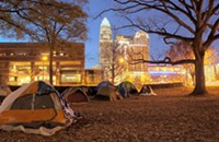 Was Occupy Charlotte's demise an inside job?