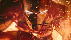PARAMOUNT, ILM & MARVEL - WATCHING THE SPARKS FLY: Iron Man 2