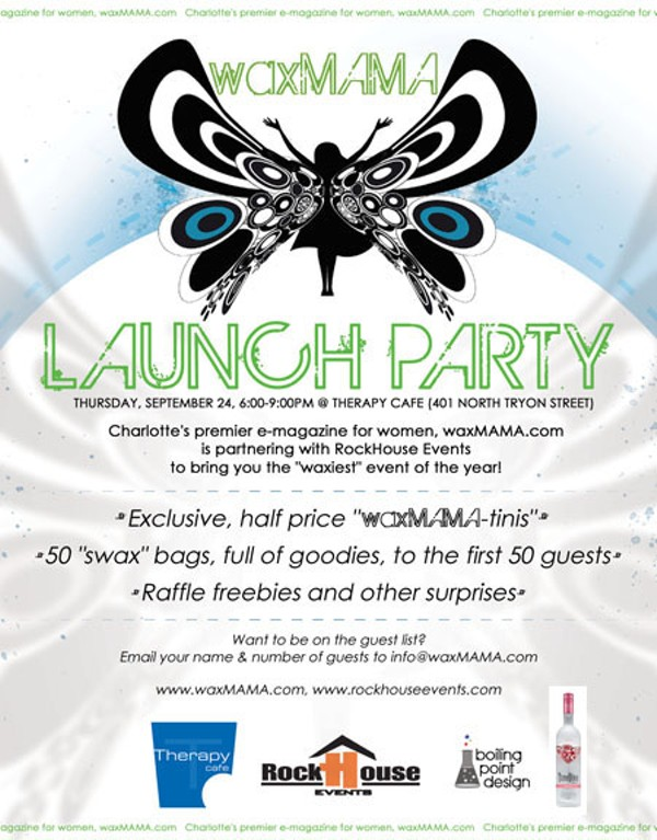 waxMAMA Launch Party2