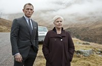 Weekend Film Reviews: <em>Skyfall; The Sessions</em>