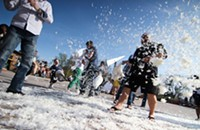 Weekend Wonders: International Pillow Fight Day