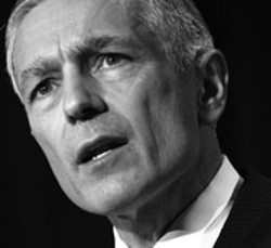 GETTY IMAGES - Wesley Clark