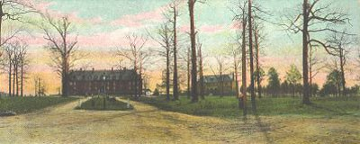 WHAT'S IN A NAME?: Named after a tobacco big-wig's wife, Elizabeth Avenue started off as a dirt road leading here to Elizabeth College. - COURTESY OF CHARLOTTE-MECKLENBURG HISTORIC LANDMARKS COMMISSION