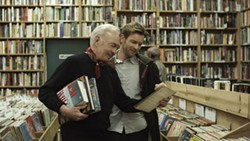 FOCUS FEATURES - WHAT'S IN STORE: Hal (Christopher Plummer, left) and Oliver (Ewan McGregor) spend some quality time together before tragedy strikes in Beginners.