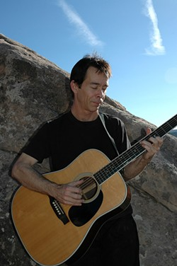WHAT'S OLD IS NEW AGAIN: Tim Reynolds