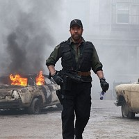 When Chuck Norris donates blood, he asks for a gun and a bucket. (Photo: Lionsgate)