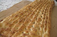 <b>Where to find it: Afghan bread</b>