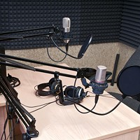 Where's college radio in Charlotte?