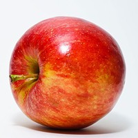 Who will receive the teacher's apple?