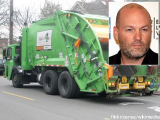 Who you gonna call for waste pickup? Austin's Fred Durst Society of the Humanities and Arts