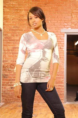 NGOZI FULLER PHOTOGRAPHY - WHO'S BAD?: Charlotte's own reality TV darling Kendra James