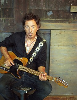 DANNY CLINCH - WHO'S THE BOSS? Bruce Springsteen