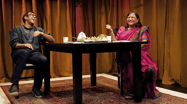 Why Not Theatres A Brimful of Asha