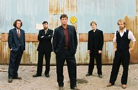 Steep Canyon Rangers get a profile bump from work with Steve Martin