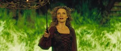 PARAMOUNT PICTURES - WICKED: Twenty years after The Witches of Eastwick, Michelle Pfeiffer again casts a spell in Stardust