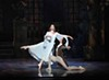<p>WIDE AWAKE: Traci Gilchrest and David Ingram in the NC Dance Theatre production of <i>La Sonnambula</i>.</p>