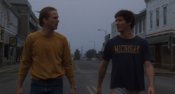 William Hurt and Kevin Kline in The Big Chill (Photo: Criterion & www.dvdbeaver.com)