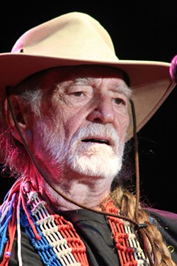 Willie Nelson (Cabarrus Arena, Aug. 22)