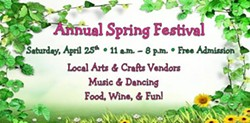 Wine , arts, and food Festival